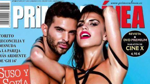 Sofía y Suso acaban con su tensión sexual dos años después de 'GH16'