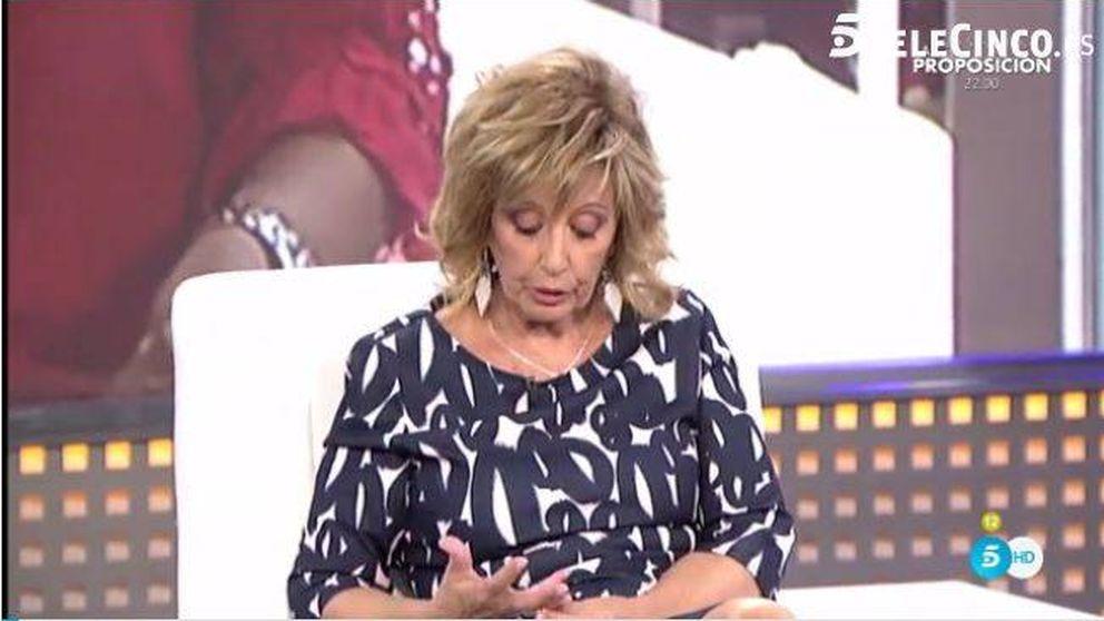 María Teresa se rompe porque siente que 'ha eclipsado' el éxito de Terelu