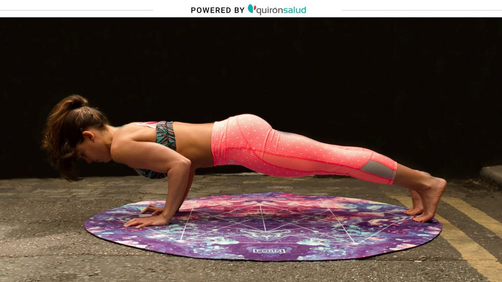Los ejercicios de 'core' previenen lesiones en caderas, pelvis y rodillas