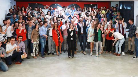 Ferraz celebra el fallo de Franco: anima a las bases y le sirve como arma electoral