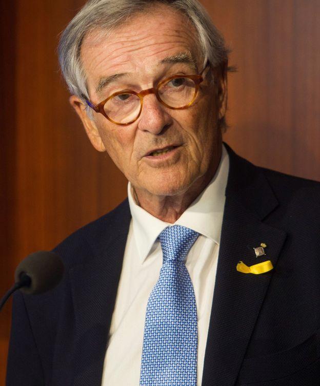 Xavier Trias admite la existencia del trust familiar gestionado por RBS Coutts de Suiza