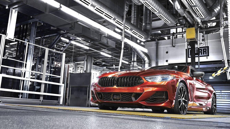 El espectacular BMW Serie 8 Coupé, vuelta a la tradición del gran turismo por 112.600 €