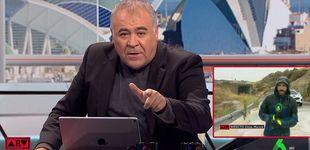 Post de El 112 tira riñe a Ferreras por poner en peligro a un reportero de 'Al rojo vivo'