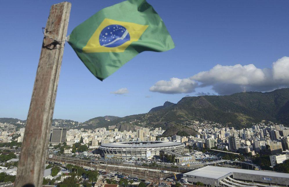 Foto: Vista exterior del estadio de Maracaná (Reuters)
