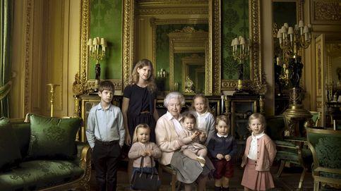 Cuatro fotografías oficiales para celebrar el 90 cumpleaños de Isabel II