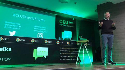 La integridad de Santi Cañizares y su última lección de vida que triunfa en la Universidad