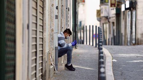 El coronavirus deja 30 muertos y más de 2.300 casos confirmados en Portugal