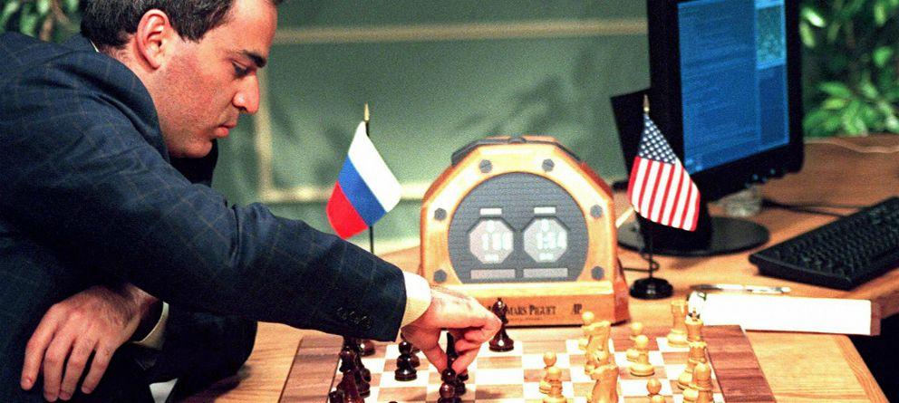 Foto: El fallo informático que puso en jaque a Kaspárov