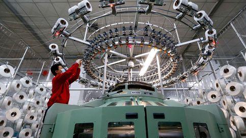La producción industrial china alcanza en noviembre su mejor marca del año