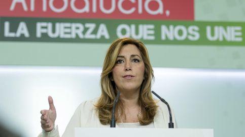 Susana Díaz sella su pacto económico con C's y descafeína la banca pública