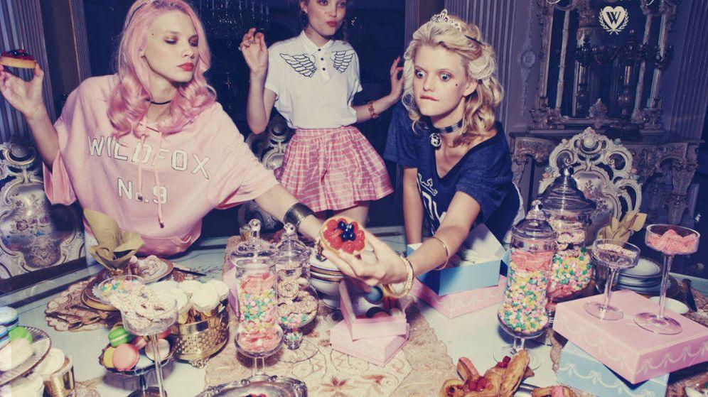 Foto: Echa el freno. Aquí encontrarás algunas formas de controlar todo lo que comes estas fiestas. (Wildfox)