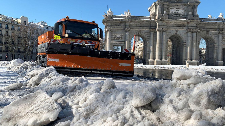 Madrid cuantifica en 1.398 millones de euros las pérdidas por la catástrofe de Filomena