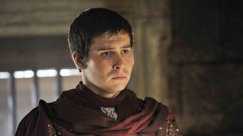 Podrick Payne, en 'Juego de Tronos'. (HBO)