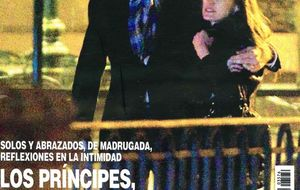 El lavado de imagen de los príncipes de Asturias