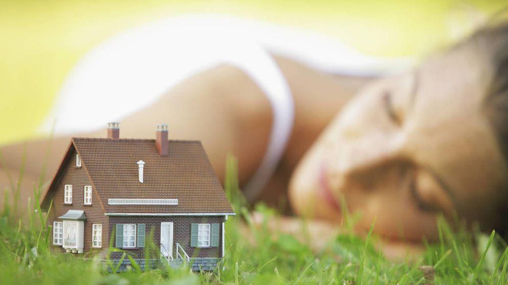 Foto: ¿Puedo compensar las pérdidas de la venta de un piso con los beneficios de un fondo? (Corbis)