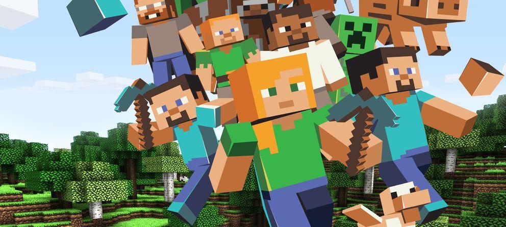 Foto: Microsoft se hace con el creador de Minecraft por 2.500 millones de dólares