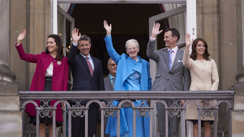 Foto: La familia real danesa en una imagen de archivo (Gtres)