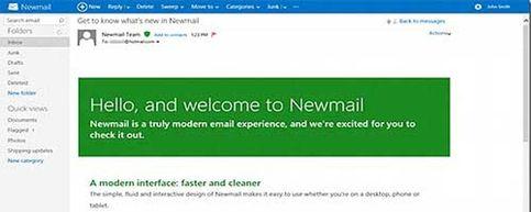 Adiós Hotmail, hola Outlook.com