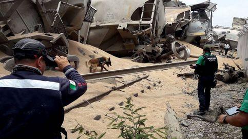 Robos por descarrilamiento: un pueblo de México, capital mundial de asaltos a trenes