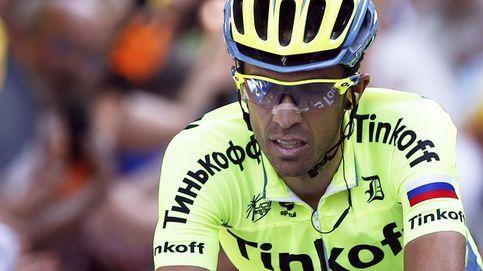 Contador no estaba en forma para los JJOO, pero sí para ganar en Burgos