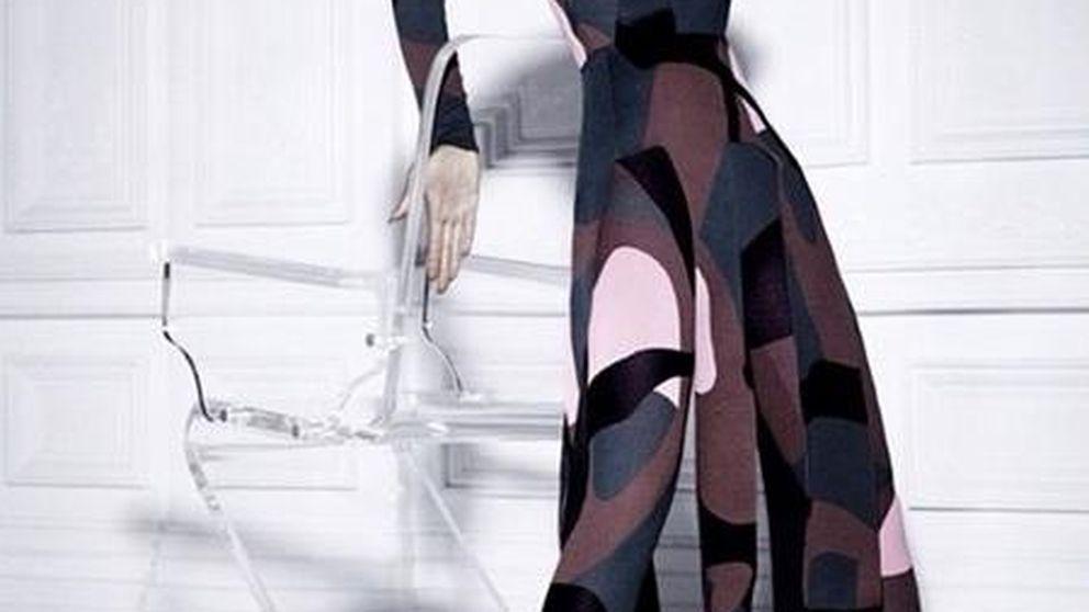 Rihanna saca su lado más elegante para Dior