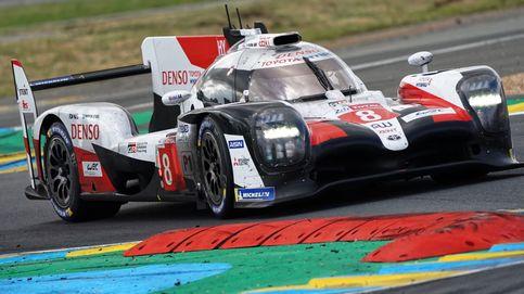 Alonso logra la victoria en las 24 Horas de Le Mans y es campeón del mundo de resistencia