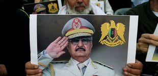 Post de Haftar: la sombra del 'pequeño Gaddafi' se hace grande en Libia