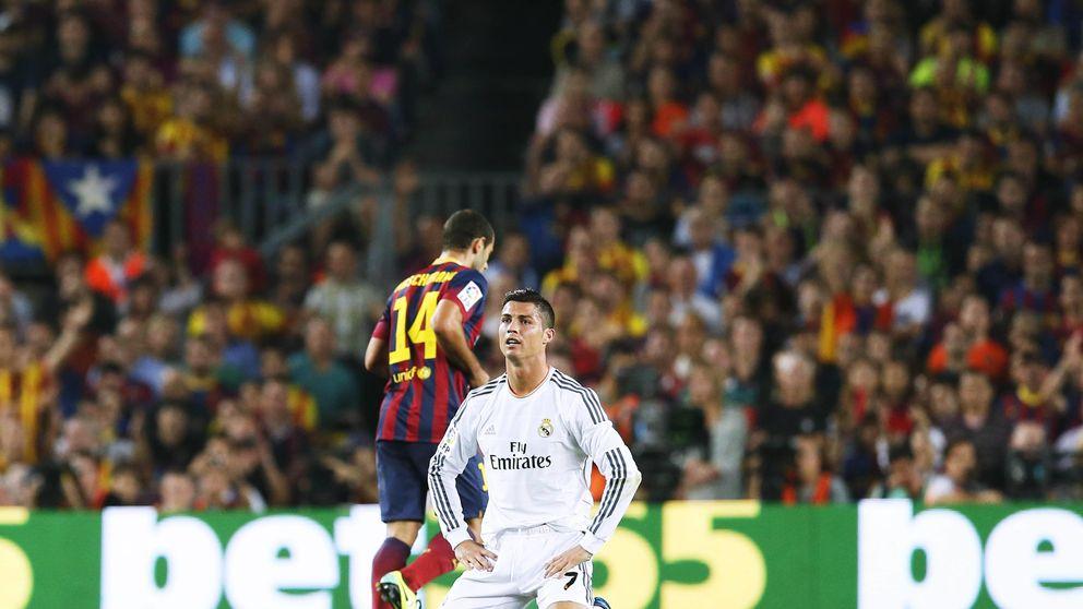 El Barça no se fía del Madrid y pide que no se insulte a Cristiano Ronaldo