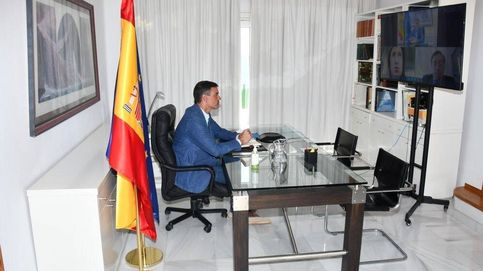 Sánchez asume la dirección de la evacuación de Afganistán y volverá a Madrid el viernes