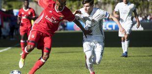 Post de El Madrid de Guti patina ante el Benfica en las semifinales de la Youth League