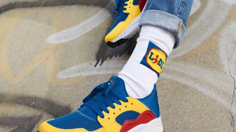 Las famosas zapatillas deportivas de Lidl ahora pueden ser tuyas por un céntimo