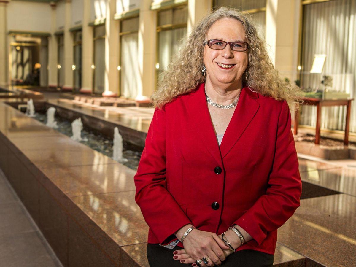 Foto: La doctora Rachel Levine ha liderado la respuesta sanitaria al covid-19 en el estado de Pennsylvania. (Foto: Reuters)