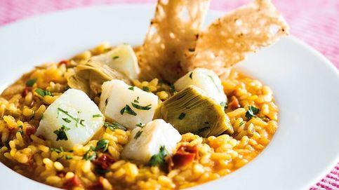 Ibérico, meloso o en bocaditos: siete recetas originales con arroz
