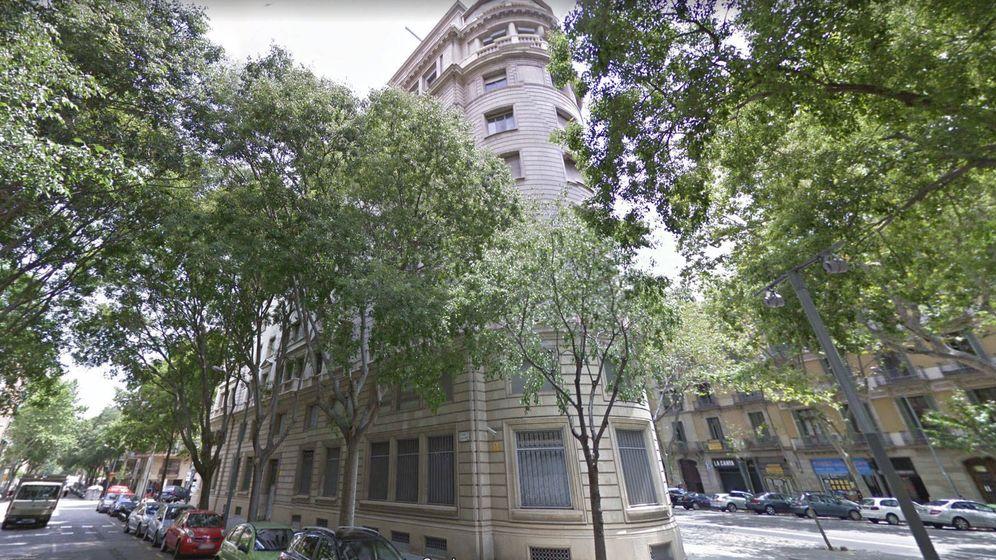 Foto: Edificio a subasta.