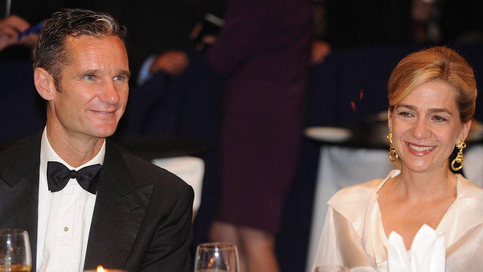 La Infanta y Urdangarin usaron un testaferro para cobrar del Mundial