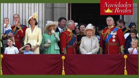 Regalos absurdos y una báscula: las curiosas costumbres de la Navidad de los Windsor