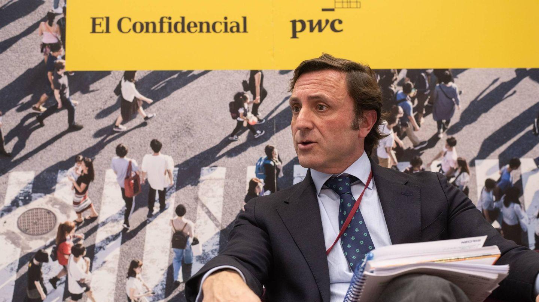 Antonio Sánchez Recio, socio responsable del Área de Construcción y Servicios de PwC España.