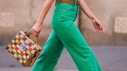 Así son los nuevos vaqueros virales de Zara: verde esmeralda, estilizadores y por 30 euros