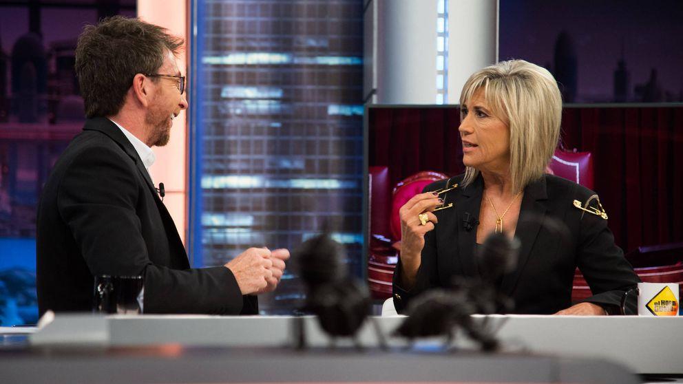 'El Hormiguero' | Julia Otero se despacha a gusto sobre los políticos: ¡Estoy harta!