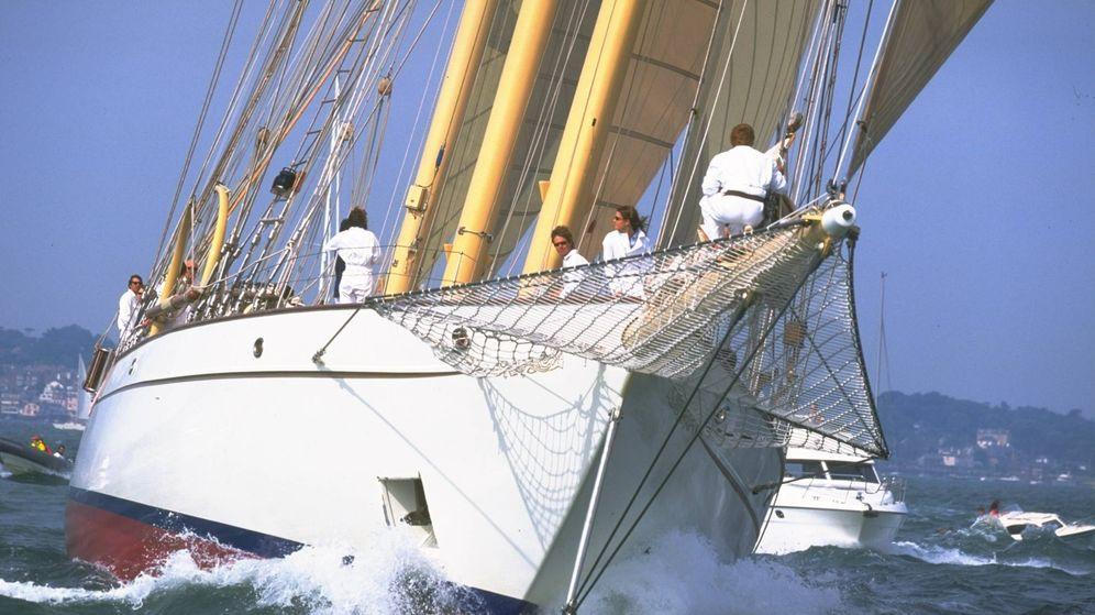Foto: El Adix, en una imagen tomada en 1997. (Getty)