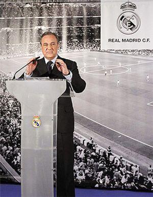 Florentino tiene las fuerzas que le han fallado a Mourinho