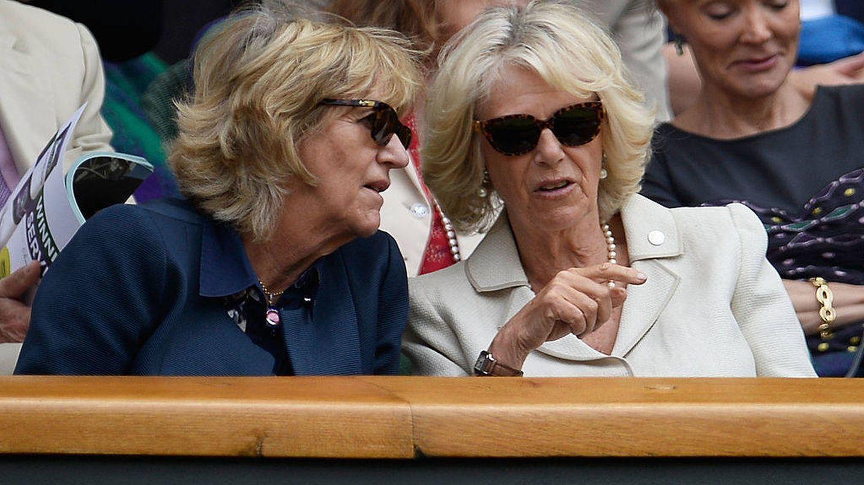 Camilla y Annabel, en una imagen reciente. (Getty)