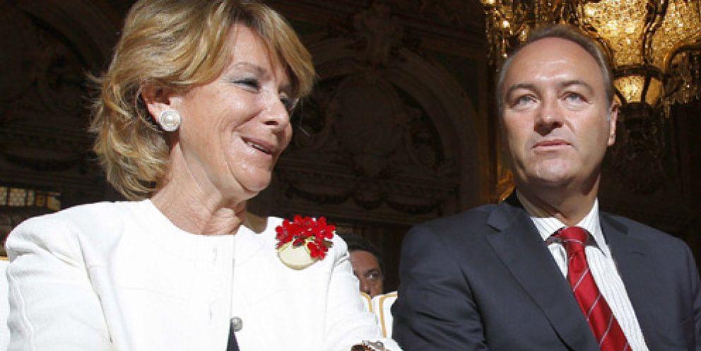 Foto: Canal 9 y Telemadrid, un pozo sin fondo: deben casi 1.400 millones a los bancos