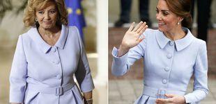 Post de Copiado y pillado: María Teresa Campos se inspira en la duquesa de Cambridge