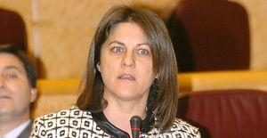 La ministra de Vivienda, María Antonia Trujillo, niega la existencia de especulación en las actuaciones de suelo público destinadas a la construcción de viviend