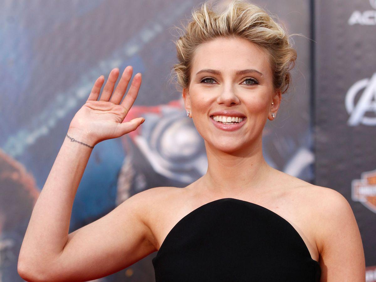 Foto: Scarlett Johansson, en Hollywood. (Reuters)