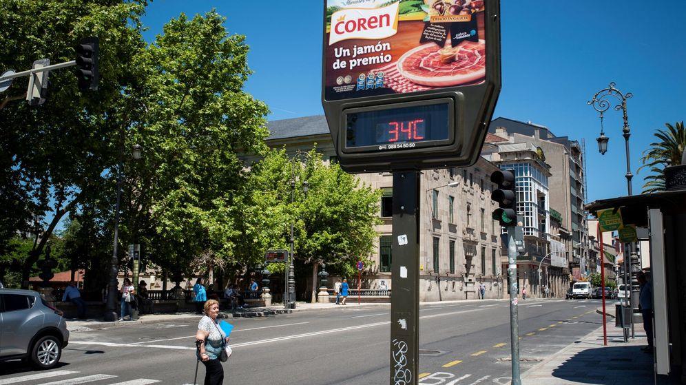 Foto: Altas temperaturas en toda España. (EFE)