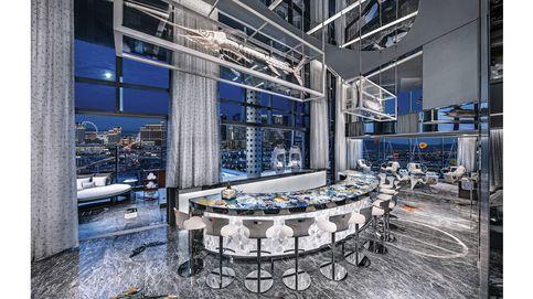 Bienvenidos a la suite más lujosa del mundo