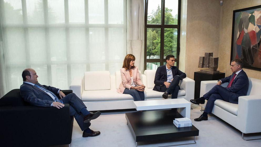 Sánchez y Urkullu coinciden en reformar el Estado para asumir la España plurinacional