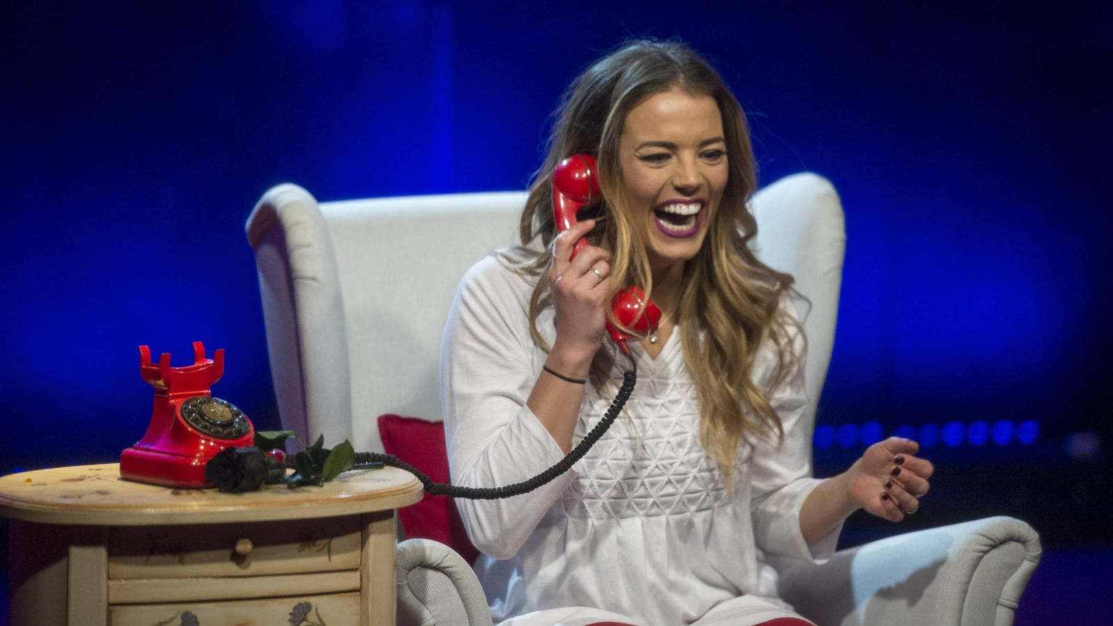 GH VIP 5: Uri Sábat, exnovio de Daniela Blume, vuelve a